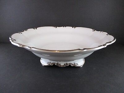 HUTSCHENREUTHER REVERE ROUND VEGETABLE FOOTED BOWL 10 3/8