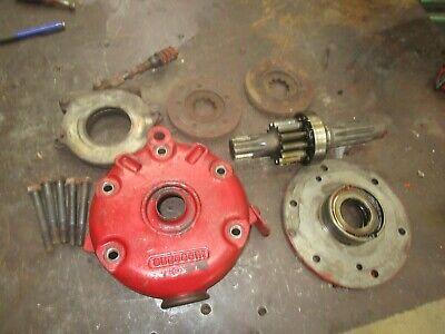 Farmall C Super C Disc Brake Assembly Planter Drive Pinion Antique Tractor R