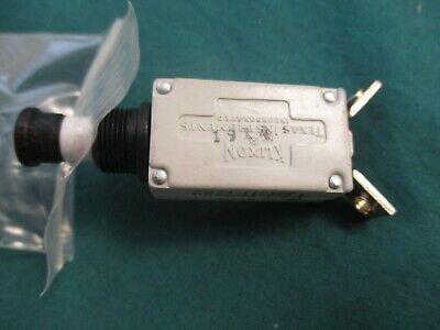 Klixon Aircraft Circuit Breaker Series 7274-11-12 Lot Of 5 Each