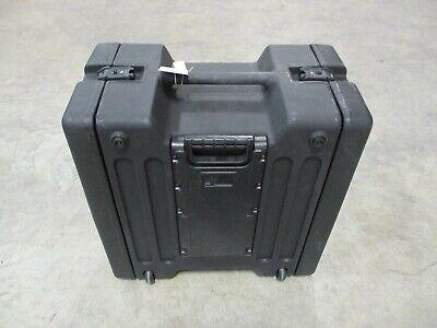 Skb Corporation 1skb-r6w Case Rack Rolling Skb 6u Roto Black Built-in Wheels