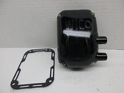Oem Wico Xh Magneto John Deere 2 Cylinder Distributor End Cap Cover 3-5000 X5643