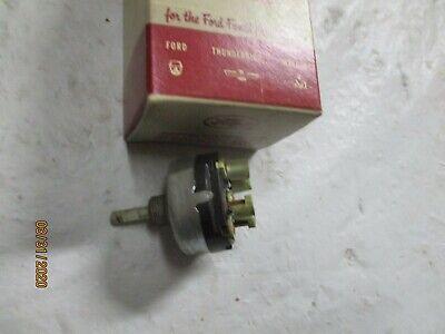 1955 Ford F100 1955 Mercury M100 NOS 6 volt Wiper Switch OEM