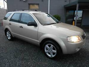 ford territory ts sy series automatic wagon 2007 log books service Klemzig Port Adelaide Area Preview