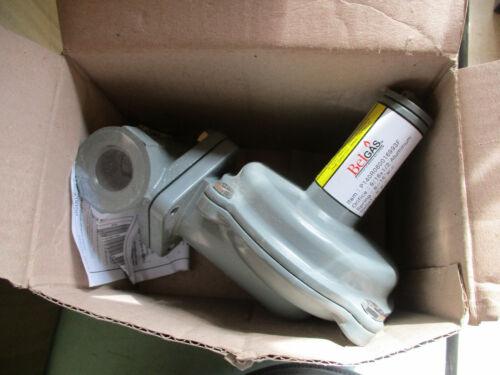 "NEW BELGAS P140 NATURAL GAS/ PROPANE PRESSURE REGULATOR 3/4"" NPT U15"