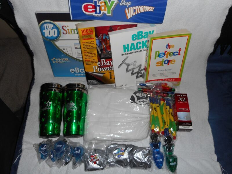65 eBay Collectibles Collection #2 - Former Employee swag Great Gift for eBayer!