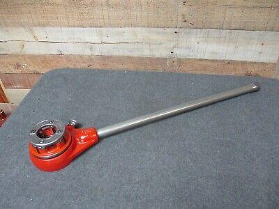 Ridgid 12-r Ratchet Pipe Threader W Handle 1 Die