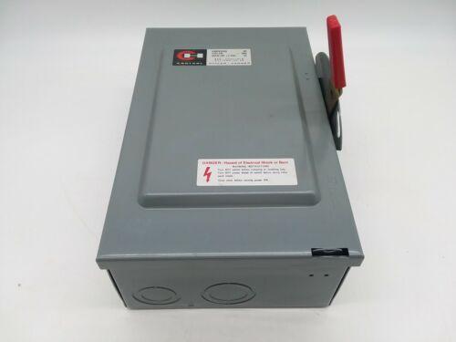 Cutler-Hammer DG222NGB General Duty Safety Switch