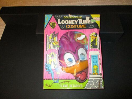 Vintage/Halloween/Kids/Costume(Looney/Tunes/Roadrunner)1987/Size/3-4/Yrs/Old