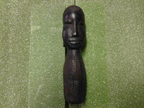 "9-1/2"" African Bust Figure"