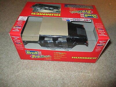 Revell Pro Finish Hummer 1:25 Scale Model Kit MISB Sealed 1999 See My