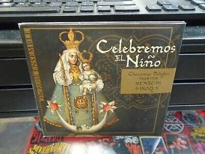 The Rose Ensemble Celebremos El Nino Christmas Delights CD 2005 VG+ indigenous  ()