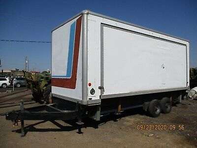 Wagner Mobile Stage Trailer Very Nice Condition