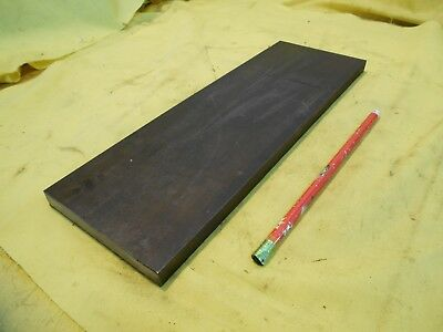 1018 Cr Steel Flat Bar Stock Machine Shop Rectangle Plate 12 X 4 X 12 Oal
