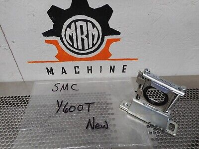 Smc Y600t Pneumatic Spacers Brackets New Lot Of 4