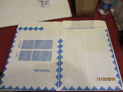 50 First Class envelope 9 1/2