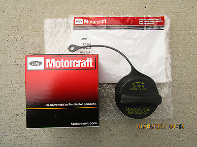 98 - 09 FORD RANGER FUEL GAS TANK FILLER CAP WITH TETHER OEM BRAND NEW