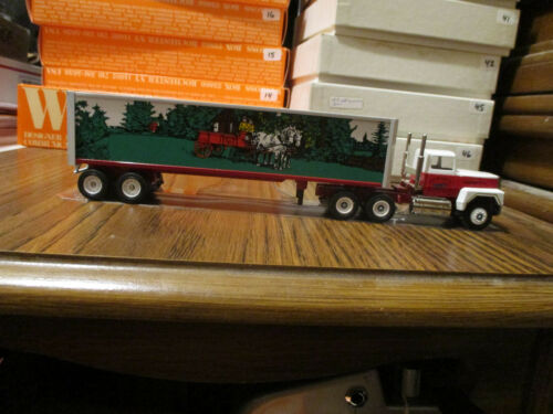 WINROSS TRUCK MIB BIRD IN HAND FIRE COMPANY 53