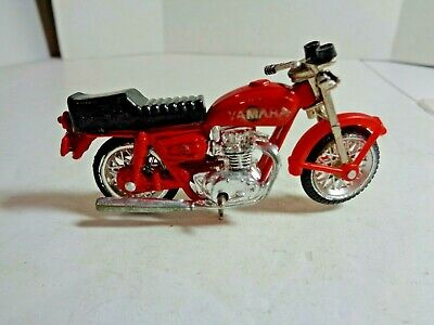 Vintage 3.5 inch Diecast Yamaha 650 Motorcycle Toy for sale  Shipping to India