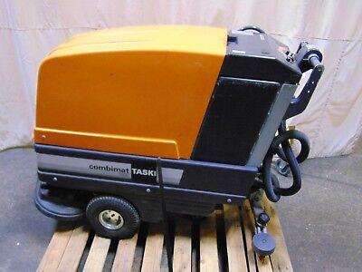 Taski Combimat 1400 Electric Battery Floor Scrubber