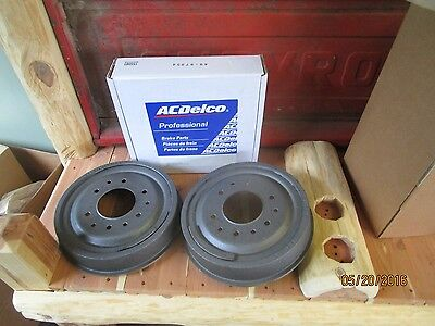 "51 52 53 54  CHEVROLET PICK UP TRUCK C10  front pair  BRAKE DRUM 11"" X 2"" ac"