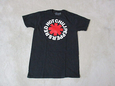 bf9efeee Red Hot Chili Peppers Concert Shirt Adult Medium Black Red RHCP Flea Band  Mens