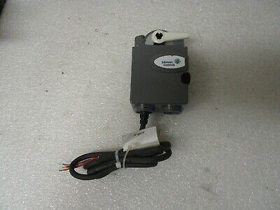 Johnson Controls Rotary Actuator 17-698-1 Rev Ry11845