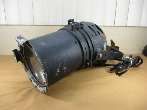 Vintage Stage Theater Lighting Lamp Stage Studio Spotlight Floodlight  -WORKING-