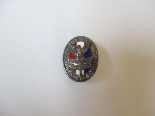 antique vintage 1930s BSA Eagle Scout Lapel Pin Award Rank Sterling RARE