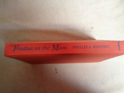 Feather On The Moon Phyllis A. Whitney   YS