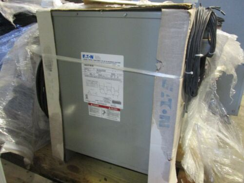 Cutler Hammer 30 Kva 480x120/208 Volt Hazardous Location Transformer- T1284- New
