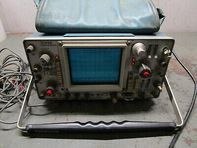 Tektronix 475 Oscilloscope Untested Parts Or Repair