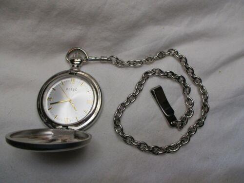 Relic Analog Pocket Watch