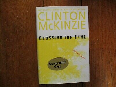CLINTON  McKINZIE  Signed Book (