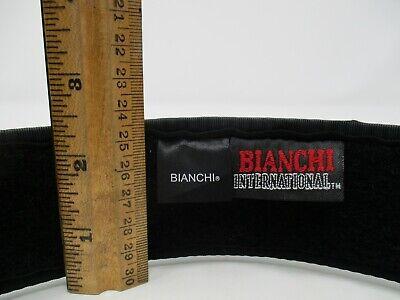 Bianchi Accumold Sam Browne Duty Belt Size 40-46 Adjustable Tactical Gun Belt