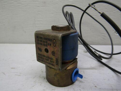 Miller 035601 Solenoid Valve 120V