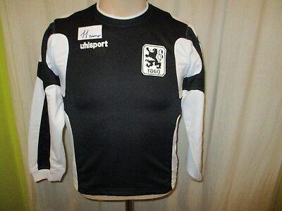 TSV 1860 München Original uhlsport Kinder Sweatshirt/Pullover Gr.152 (XS) TOP