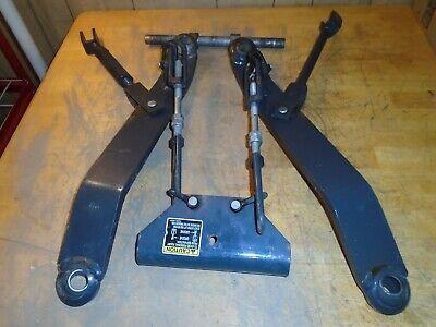 Kubota Bx1870 Oem 3 Pt Arm Brackets