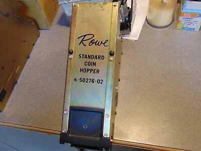 Rowe Standard Coin Hopper 6-50276-02 For Bill Changer. Used And Works Fine