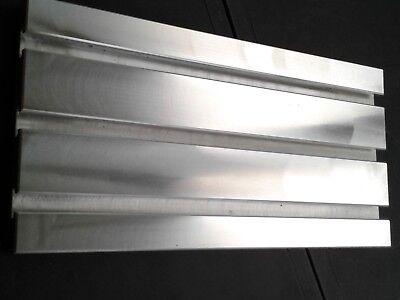 Sacrificial aluminum T-slot plate, t-slotted fixture table - 8