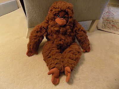 NEW Folkmanis  Mini Monkey Puppets plush
