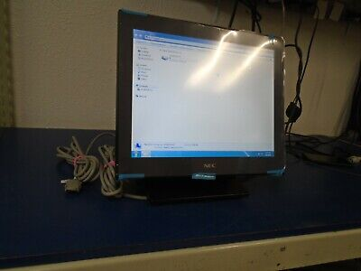 Nec Pos Terminal Touchscreen N8910-030p13ba Pos Base Unit