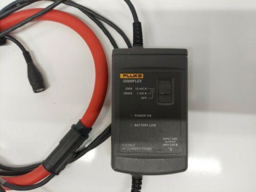 Fluke I-2000 Flexible AC Current Probe BR