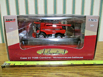 Case IH 7088 Axial Flow Combine #1 Authentics by Ertl 1/64th Scale