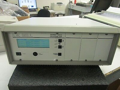 F.w. Bell Transcat Series 9900 Gaussmetre. Model 9901