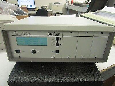F.w. Bell Transcat Series 9900 Gaussmetre. Model 9901