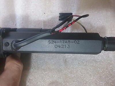 S24-17a8-02 Thomson Dgb Electrak 1 Linear Actuator 24v Dc 75 Lbf. 2 Stroke