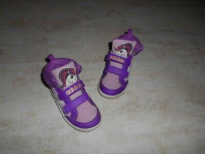 Adidas NEO Knöchelschuhe Schuhe Gr. 25 Einhorn Schuhe Turnschuhe online kaufen