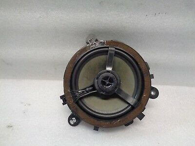 DK81058 2004-2009 VOLVO XC90 REAR DRIVER LEFT SIDE DOOR SPEAKER OEM