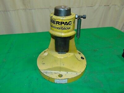 Enerpac Hammerblow Wire Rope Cable Cutter Size C Up To 1-12 Hammer Strike