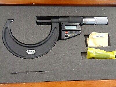 Starrett 733xflz-3 Micrometer 2-3 Range-friction Thimble